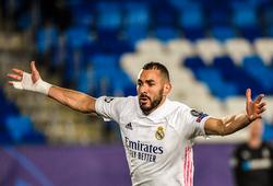 Benzema gia nhập top ghi bàn đặc biệt ở Champions League với Messi và Ronaldo