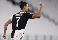 Cristiano Ronaldo có thêm kỷ lục đặc biệt với Juventus ở Serie A