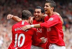 Cây đinh ba mới của MU được so sánh với Ronaldo, Rooney và Tevez