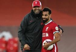 Salah gây ngạc nhiên với chỉ số xuất sắc dẫn đầu Ngoại hạng Anh