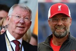 HLV Klopp tiết lộ sự thật cuộc nói chuyện với Sir Alex Ferguson