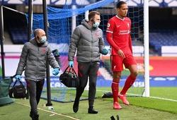 Liverpool khốn đốn khi Van Dijk và Thiago đều nhập viện