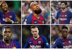 """Barca biến thành """"lò xay"""" cầu thủ trong 2 năm qua"""