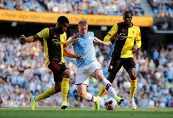 Xem trực tiếp Watford vs Man City kênh nào?