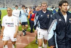 Zidane từng đau khổ vì Figo giống như Vinicius với Benzema