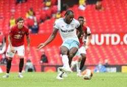 Ngôi sao West Ham kiếm bẫm nhờ bàn thắng vào lưới MU