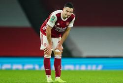 Tin bóng đá Anh hôm nay 23/12: Arsenal lại khốn đốn vì chấn thương