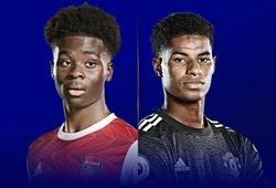 Đội hình kết hợp trận Arsenal vs MU gồm những ai?