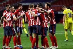 Atletico chờ cột mốc lịch sử trước Barca bằng... 3 bàn thắng