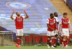 Top 10 cầu thủ nhận lương cao nhất Arsenal khi Aubameyang gia hạn