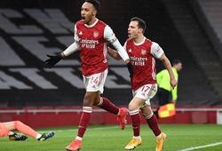 Aubameyang lần đầu lập hat-trick cho Arsenal và đạt cột mốc ở châu Âu