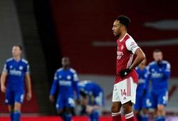 Aubameyang sa sút khó hiểu với Arsenal kể từ khi nhận lương khủng