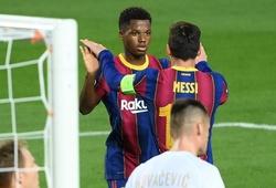 """Barca vs Real: Những """"Cậu bé vàng"""" ở trận Siêu kinh điển"""