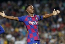 Ansu Fati thay đổi người đại diện từ... Messi sang Ronaldo