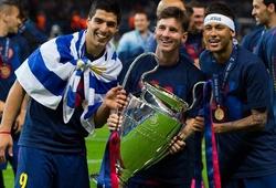 Barca chia tay Suarez và mất đi chân sút xuất sắc thứ 3 lịch sử