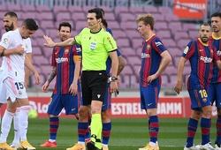 Barca và Real Madrid đã xác định được đối thủ ở Cúp Nhà vua