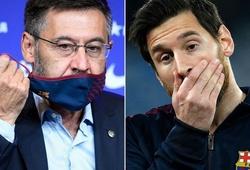 Chủ tịch Barca nói gì về cáo buộc ép Messi ra đi?
