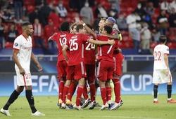 Bayern Munich nhận bao nhiêu tiền thưởng khi đoạt Siêu Cúp châu Âu?