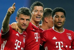 Đánh bại PSG, Bayern lập kỷ lục hiếm có ở Champions League