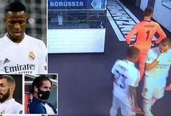 """Benzema gây sốc trong phòng thay đồ khi """"cắt đứt"""" với Vinicius"""