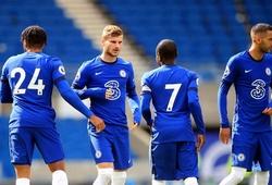 CĐV Chelsea phấn khích khi Werner và Ziyech phối hợp ghi bàn