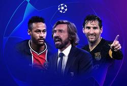 Bảng xếp hạng cúp C1 2020/2021 mới nhất