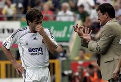 Cassano tiết lộ lý do tăng 14 kg trong 7 tháng ở Real Madrid