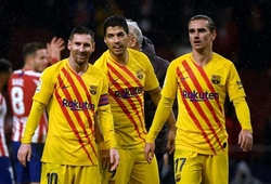 Messi, Suarez và Griezmann tham gia trực tiếp bao nhiêu bàn cho Barca?