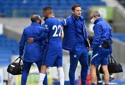 Tin bóng đá 9/9: 2 tân binh Chelsea lỡ mở màn Ngoại hạng Anh