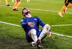 CĐV Chelsea lại ngao ngán khi Werner tiếp tục phung phí cơ hội