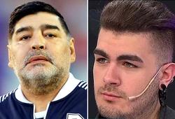 Thiếu niên tự xưng con trai Maradona đòi khai quật thi thể