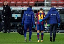 Coutinho chấn thương khiến Liverpool chịu thiệt 18 triệu bảng