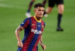 Coutinho trở lại Barca với khối lượng cơ bắp tăng ngạc nhiên