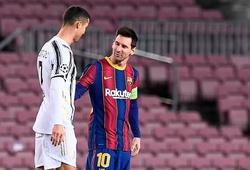 Ronaldo nói gì về Messi sau khi lập cú đúp ở Nou Camp?