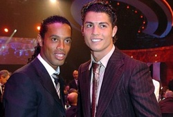 Barca từng từ chối mua Cristiano Ronaldo vì Ronaldinho