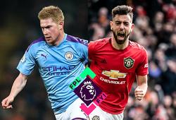 Ngôi sao của MU và Man City trong top xuất sắc nhất thế giới