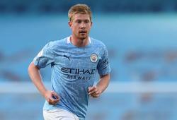 Tin bóng đá mới nhất hôm nay 9/10: De Bruyne gia hạn với Man City