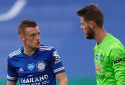 De Gea suýt trả giá sau sai lầm ở trận MU thắng Leicester
