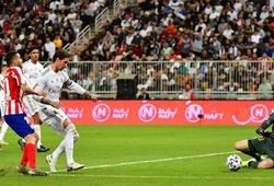 Ronaldo và những ai ghi bàn nhiều nhất trận derby Madrid?
