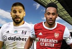 Đội hình Arsenal vs Fulham: 2 tân binh đá chính