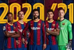 Messi bất ngờ không xuất hiện trong video giới thiệu của Barca