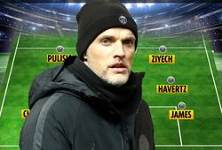 Đội hình Chelsea gặp Wolves được HLV Tuchel sắp xếp thế nào?