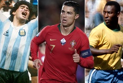 """""""Đội hình trong mơ"""" của France Football gồm Ronaldo và Messi"""
