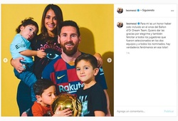 Messi tiết lộ về điều ước không thể thực hiện được