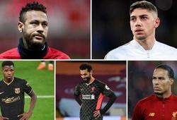 Đội hình trị giá 900 triệu euro ngồi ngoài gồm Salah và Van Dijk