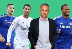 Đội hình xuất sắc nhất của Mourinho bao gồm Ronaldo và Ozil
