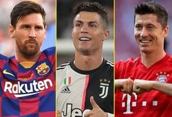 Đội hình lý tưởng nhất thập kỷ gồm Messi, Ronaldo và nhiều vắng mặt đáng tiếc