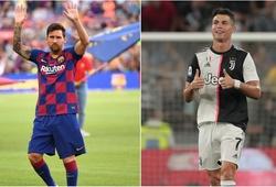 Ronaldo và Messi đều lọt vào danh sách FIFA The Best
