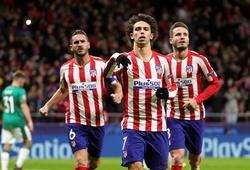 Atletico Madrid vượt qua Real Madrid về giá trị đội hình