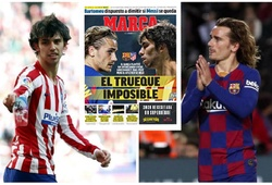Barca bị Atletico từ chối đề nghị đổi cầu thủ gây sốc